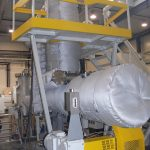 removable insulation covers, Heat exchangers isulation